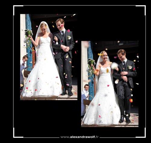 Photographe mariage - ALEXANDRA WOLF PHOTOGRAPHIE - photo 33