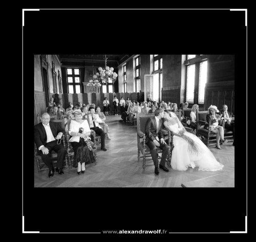 Photographe mariage - ALEXANDRA WOLF PHOTOGRAPHIE - photo 14
