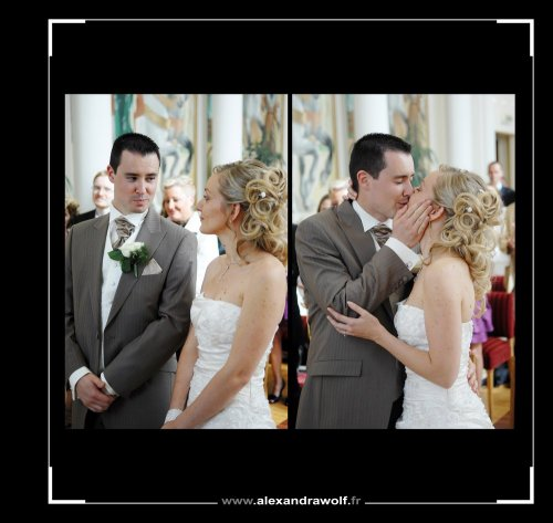 Photographe mariage - ALEXANDRA WOLF PHOTOGRAPHIE - photo 15