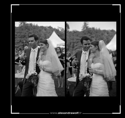 Photographe mariage - ALEXANDRA WOLF PHOTOGRAPHIE - photo 39