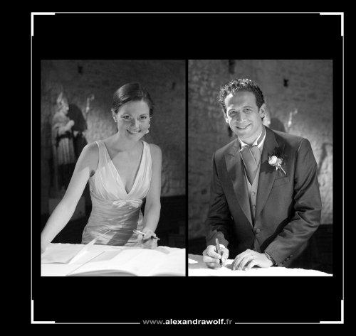 Photographe mariage - ALEXANDRA WOLF PHOTOGRAPHIE - photo 31