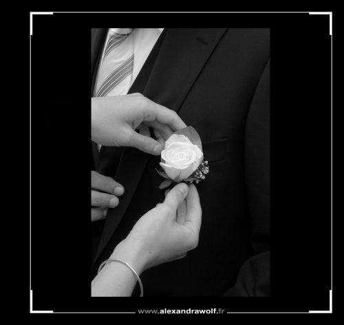 Photographe mariage - ALEXANDRA WOLF PHOTOGRAPHIE - photo 21