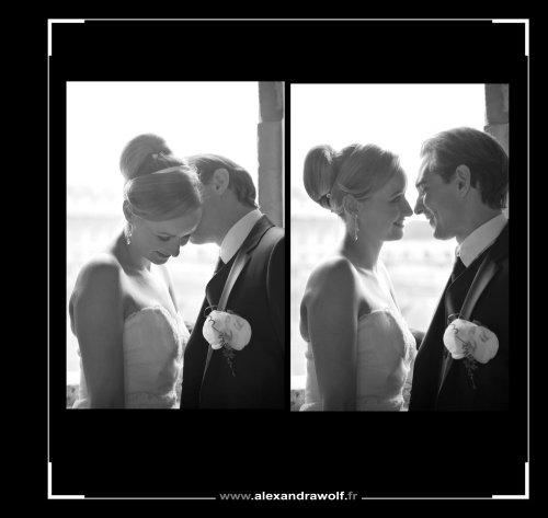 Photographe mariage - ALEXANDRA WOLF PHOTOGRAPHIE - photo 13
