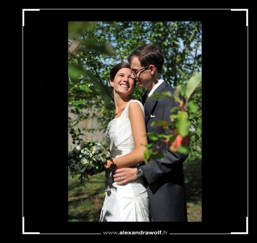 Photographe mariage - ALEXANDRA WOLF PHOTOGRAPHIE - photo 8