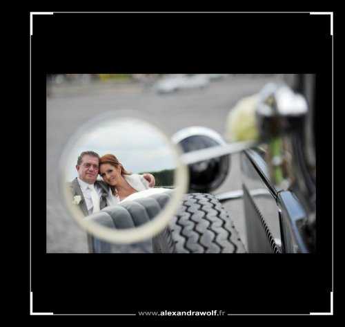 Photographe mariage - ALEXANDRA WOLF PHOTOGRAPHIE - photo 9