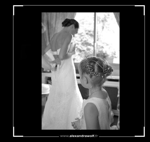 Photographe mariage - ALEXANDRA WOLF PHOTOGRAPHIE - photo 2