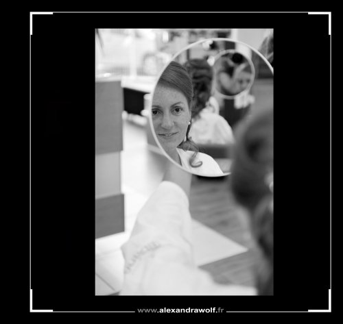 Photographe mariage - ALEXANDRA WOLF PHOTOGRAPHIE - photo 5