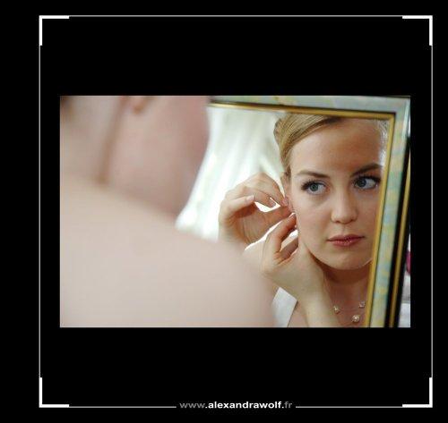 Photographe mariage - ALEXANDRA WOLF PHOTOGRAPHIE - photo 4