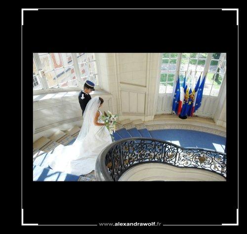 Photographe mariage - ALEXANDRA WOLF PHOTOGRAPHIE - photo 18