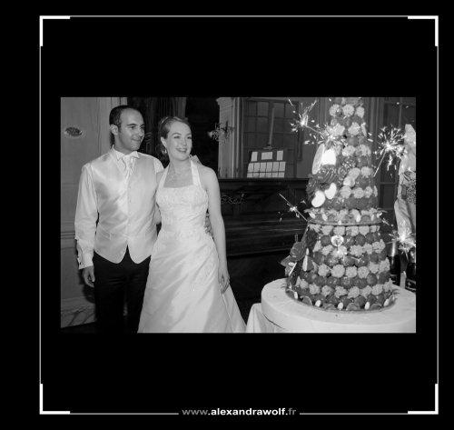 Photographe mariage - ALEXANDRA WOLF PHOTOGRAPHIE - photo 45