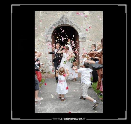 Photographe mariage - ALEXANDRA WOLF PHOTOGRAPHIE - photo 32