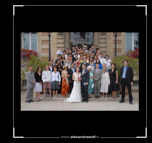 Photographe mariage - ALEXANDRA WOLF PHOTOGRAPHIE - photo 23