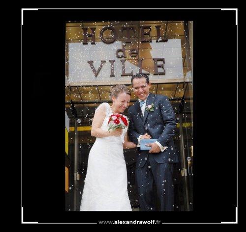 Photographe mariage - ALEXANDRA WOLF PHOTOGRAPHIE - photo 20