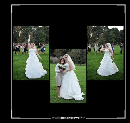 Photographe mariage - ALEXANDRA WOLF PHOTOGRAPHIE - photo 38