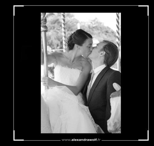 Photographe mariage - ALEXANDRA WOLF PHOTOGRAPHIE - photo 10