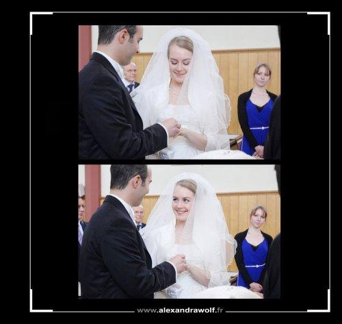 Photographe mariage - ALEXANDRA WOLF PHOTOGRAPHIE - photo 16