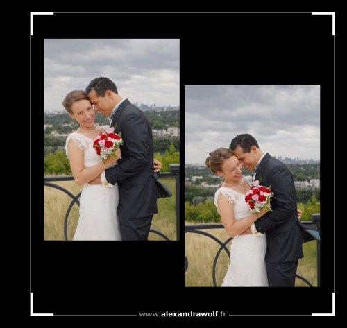 Photographe mariage - ALEXANDRA WOLF PHOTOGRAPHIE - photo 12