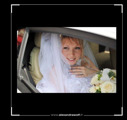Photographe mariage - ALEXANDRA WOLF PHOTOGRAPHIE - photo 26
