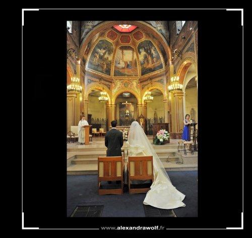 Photographe mariage - ALEXANDRA WOLF PHOTOGRAPHIE - photo 28