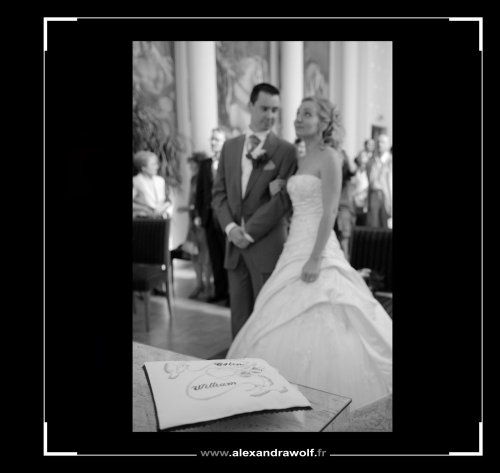 Photographe mariage - ALEXANDRA WOLF PHOTOGRAPHIE - photo 17