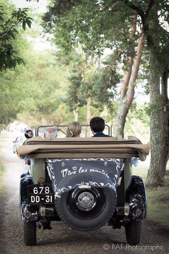Photographe mariage - PAF Photographe - photo 3