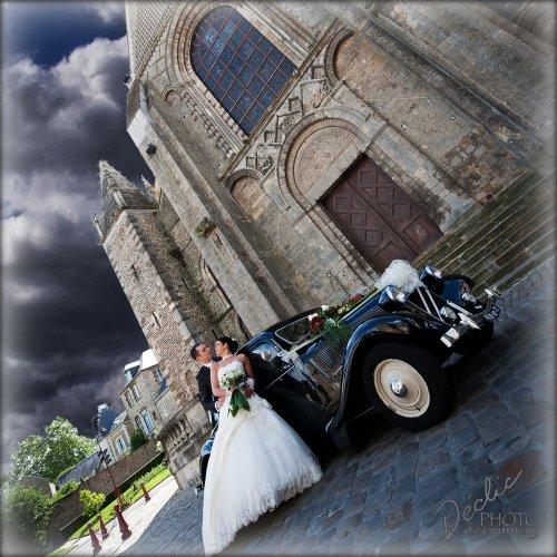Photographe mariage - Eric COCHETEUX * Déclic-Photo - photo 15