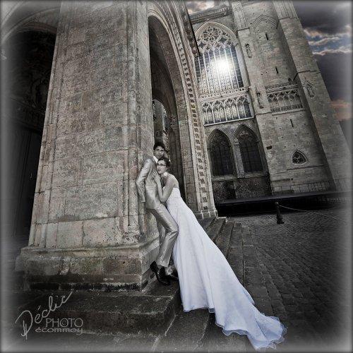Photographe mariage - Eric COCHETEUX * Déclic-Photo - photo 13