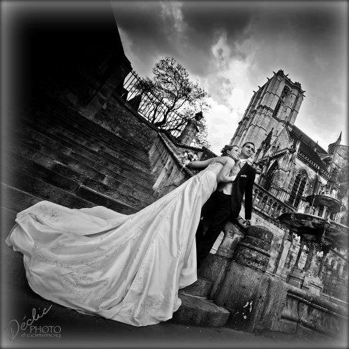 Photographe mariage - Eric COCHETEUX * Déclic-Photo - photo 14