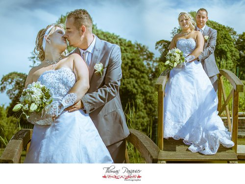 Photographe mariage - Thomas PASQUIER - photo 8
