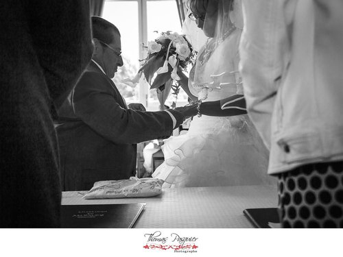 Photographe mariage - Thomas PASQUIER - photo 19