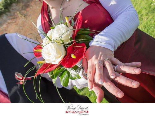 Photographe mariage - Thomas PASQUIER - photo 12