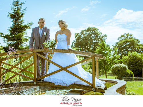 Photographe mariage - Thomas PASQUIER - photo 16