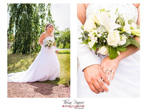 Photographe mariage - Thomas PASQUIER - photo 13
