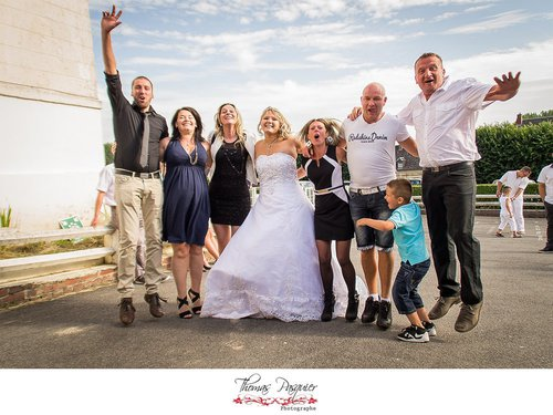 Photographe mariage - Thomas PASQUIER - photo 14