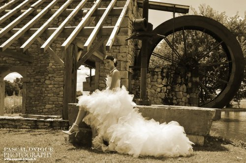 Photographe mariage - OVIGUE PASCAL - photo 9