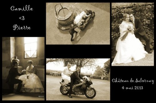 Photographe mariage - OVIGUE PASCAL - photo 3