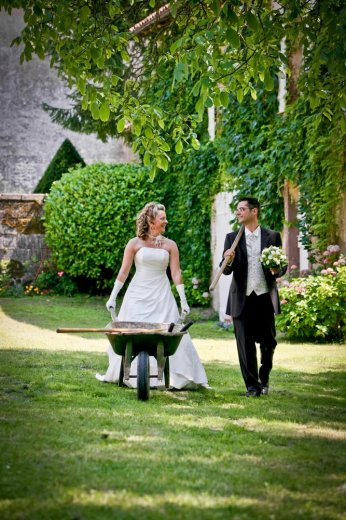 Photographe mariage - GERARD PHOTO Vittel - photo 4