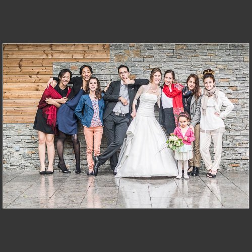 Photographe mariage - Studio CAP PHOTO - photo 7