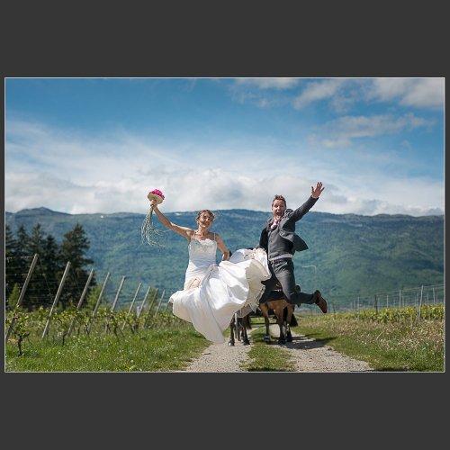 Photographe mariage - Studio CAP PHOTO - photo 22