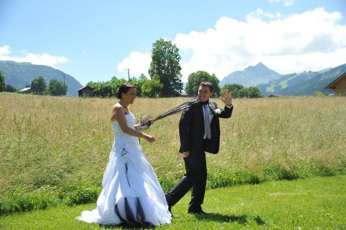 Photographe mariage - Simse - photo 2