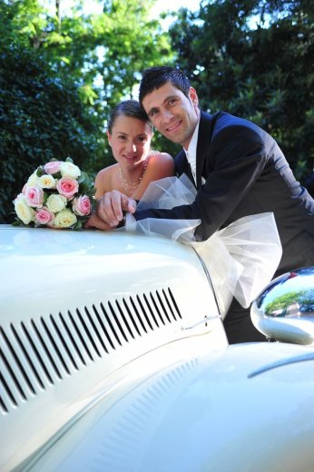 Photographe mariage - Simse - photo 11
