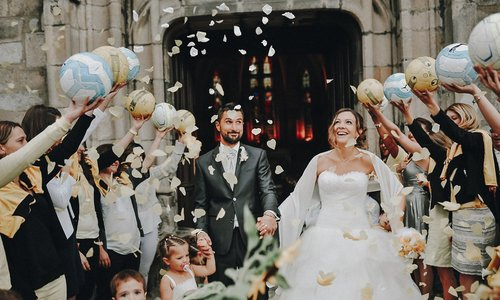 Photographe mariage - Mademoiselle Hirondelle - photo 58