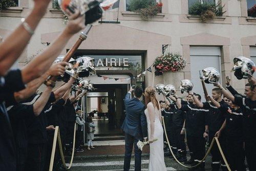 Photographe mariage - Mademoiselle Hirondelle - photo 130