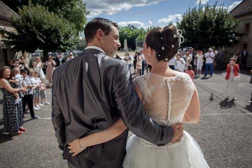 Photographe mariage - LORENE CREUZOT PHOTOGRAPHE  - photo 2