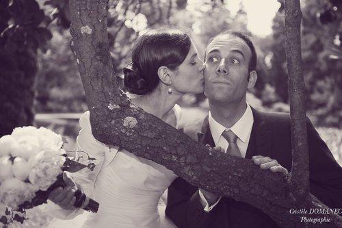 Photographe mariage - Cristèle Domanec Photographie - photo 20