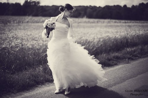 Photographe mariage - Cristèle Domanec Photographie - photo 23