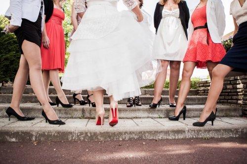Photographe mariage - REBECCA VALENTIC - photo 17