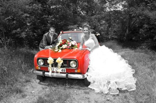 Photographe mariage - robert carine - photo 6