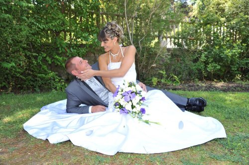 Photographe mariage - robert carine - photo 11