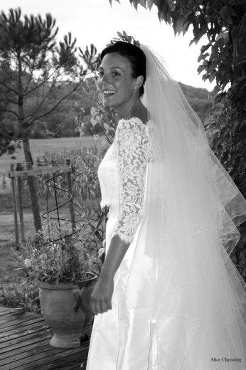 Photographe mariage - Alice Chassaing - photo 15